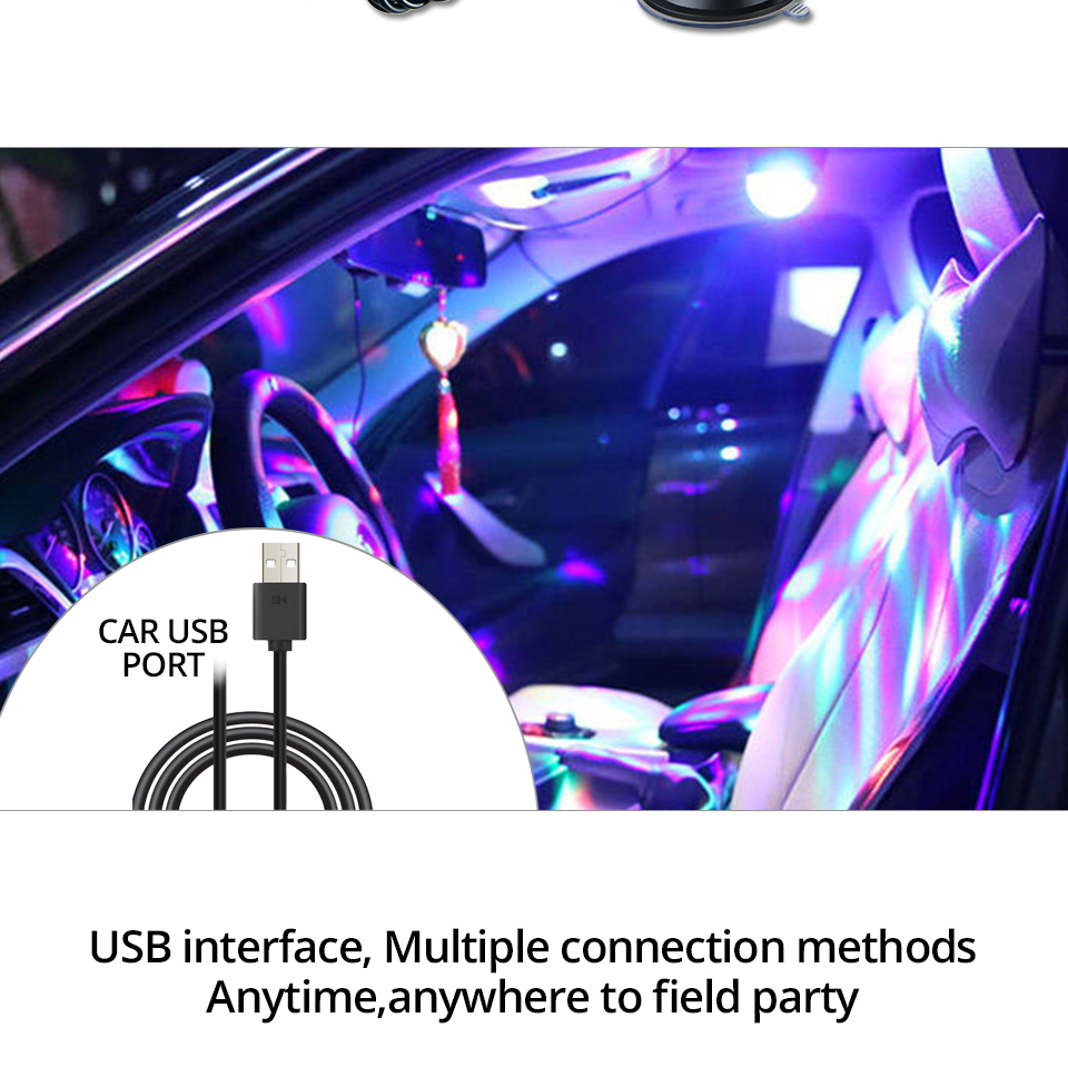 Car USB Atmosphere Light_05