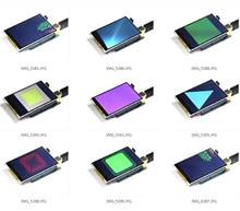 3.5 polegada tft hd lcd tela para uno r3 placa com touch-type 320x480 driver ili9486, suporte para oversized 2560 r3