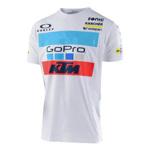 c8fa3401e5d0 Free shipping 2018 New Go pro Motorcycle Short Sleeve T-shirt For KTM  Motocross jersey Men s Summer Mountain Course T Shirt JJ