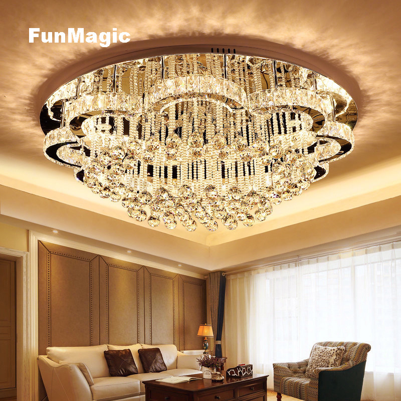 Ceiling Lights & Fans Ceiling Lights Romantic Birds Nest Modern Led Ceiling Light Living Room Fixture Fixture Bedroom Kitchen Surface Mount Embedded Panel Remote Control