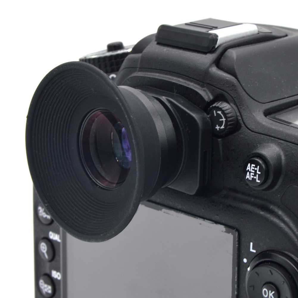 Câmera com Foco 1.51x Visor Ocular Ampliador Vista EVF Localizador Set para Canon/Nikon/Sony/Samsung/Sigma/Fujifilm/Olympus/Pentax