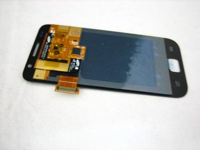 Замена Полный AMOLED Дисплея LCD + Сенсорный Экран Digitizer для Samsung Galaxy S GT-i9000 i9000 i9001 Черный