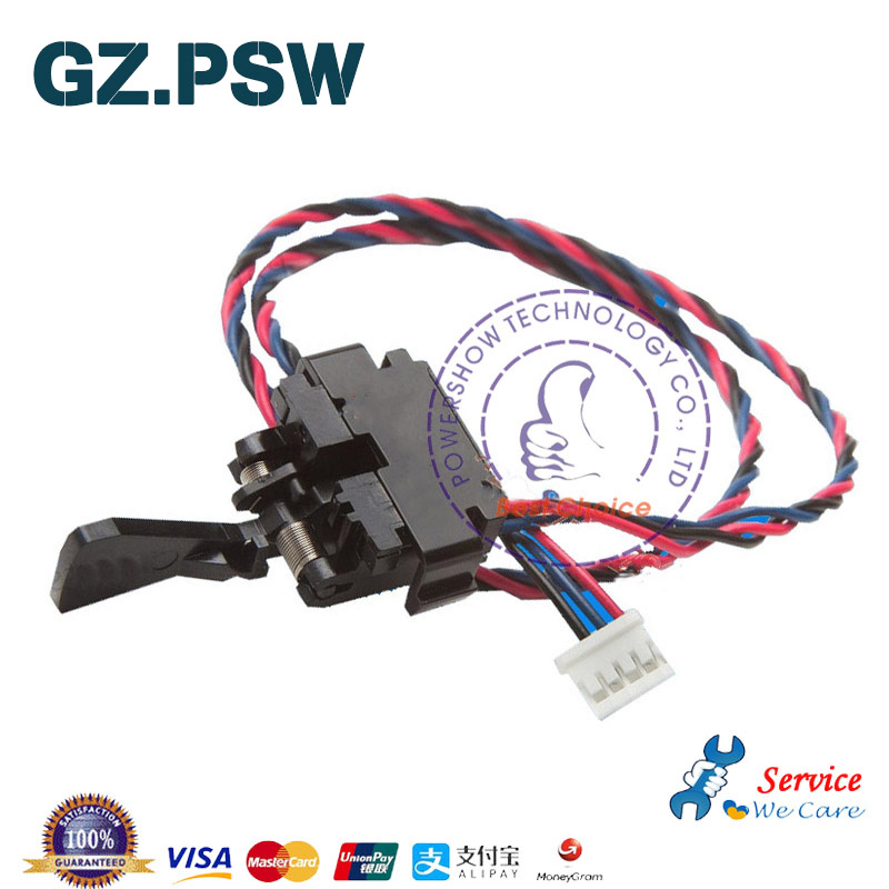Original New Out of Paper Sensor For HP T610 T620 T770 T790 T1100 T1120 T2300 T7100