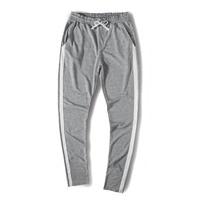 Men S Sweatpants 2017 Male Casual Pants Men Long Trousers Side Track Harem Pants Joggers Winter