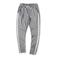 Men S Sweatpants 2018 Male Casual Pants Men Long Trousers Side Track Harem Pants Joggers Winter