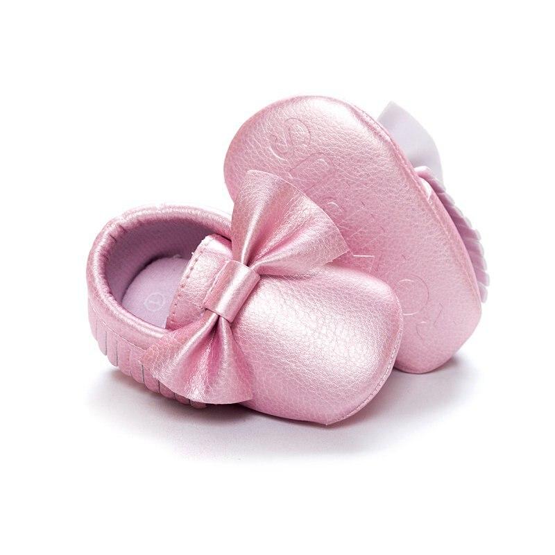 Baby-Kids-Casual-PU-Moccasins-Prewalker-Anti-Slip-Walkers-Girls-Tassel-Bowknots-Brand-Shoes-0-18M-1