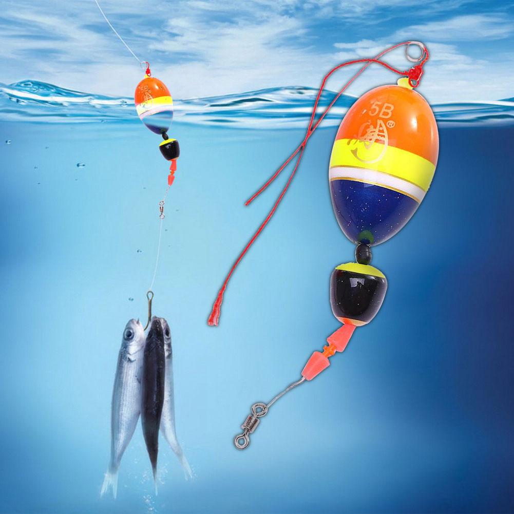 Открытая спортивная рыбалка соленой воды поплавок плавающий буяж набор Рыбалка