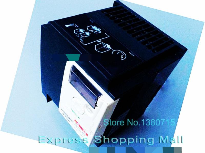 где купить New ATV312H018M2 VFD Inverter Input 1ph 220V 1.5A 0.18KW по лучшей цене