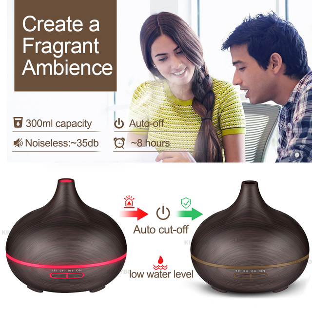 Aroma Essential Oil  Humidifier