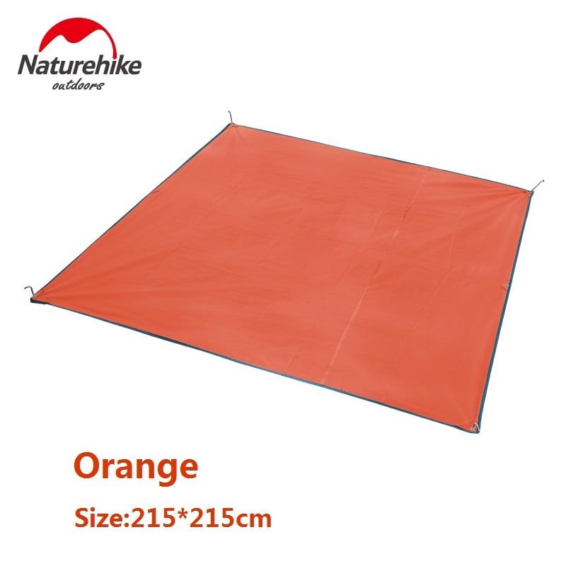 Naturehike 2-4 osoba pokrivalo tkanine Tenda mat šator otvoreni - Kampiranje i planinarenje - Foto 5