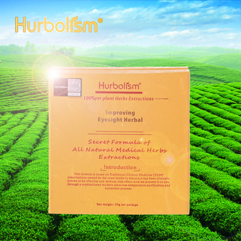 Hurbolism New update Improving Eyesight Herbal Formula Treat of Myopia, Prevent Short Sight and Cataract Protect Liver Functions