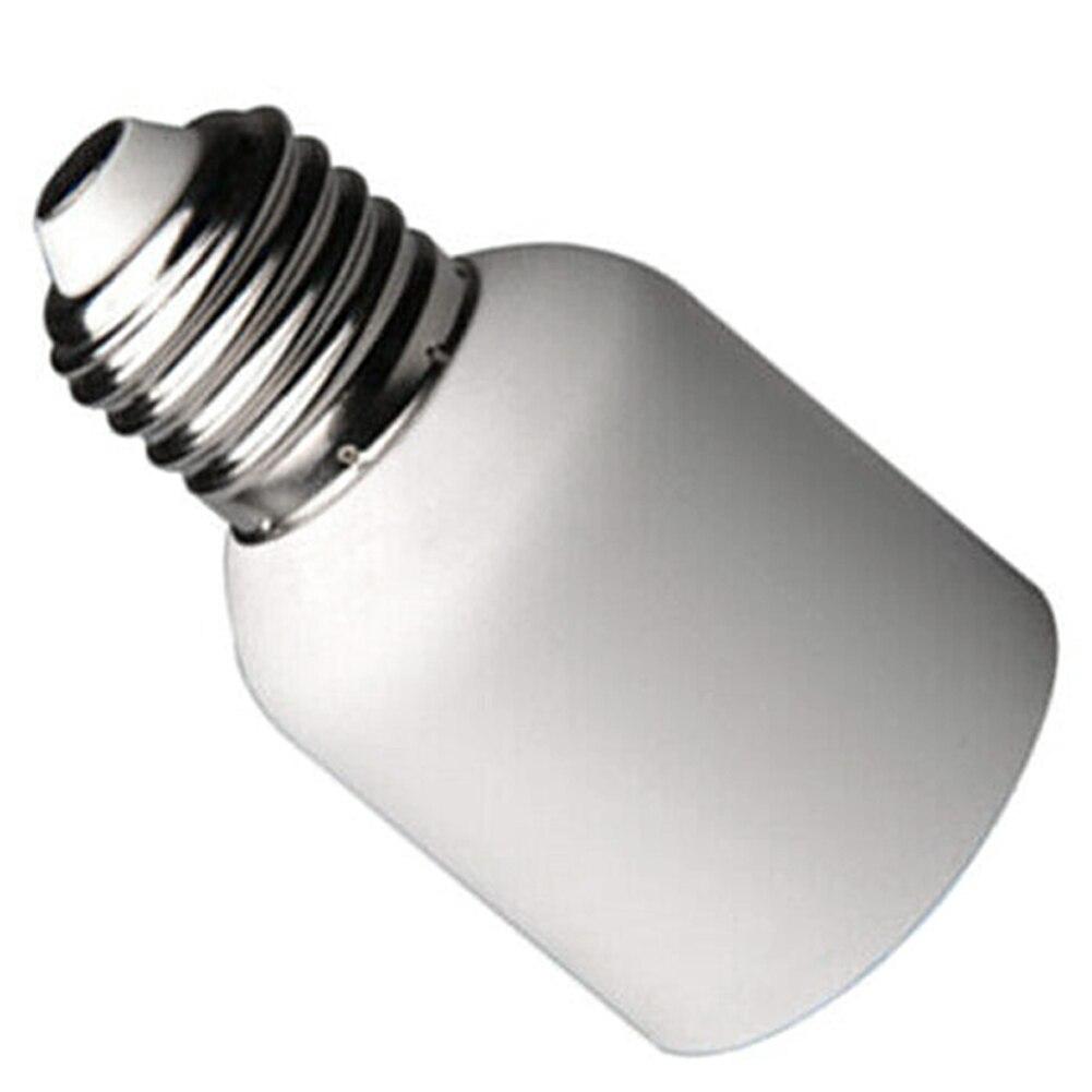 B22 to 4E27 4 in 1 Screw Bulb Lamp Socket Holder Converter Adapter Splitter