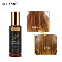 hair care anti frizz argan essential hair oil morocco leave in conditioner for repair damaged keratin frizzy hair treatment