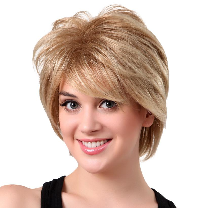 Natural Short Wigs for Women Human Hair Wig Short Hair Wig Ju 29 brazilian human hair short wig 7a glueless full lace human hair bob wigs for black women middle part full lace wigs 130% density