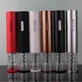 1 комплект автоматический беспроводной фольга резак открывалки для бутылок вина Электрический штопор открывалка для вина Портативный