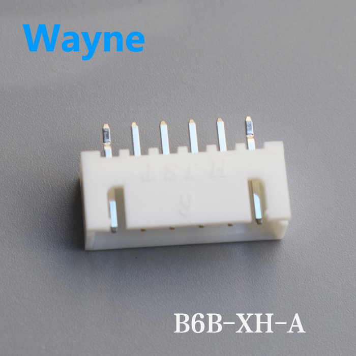 US $1 33 |B2/3/4/5/6/7/8/9/10B XH A 2 5mm spacing of the original connector  -in Plug & Connectors from Consumer Electronics on Aliexpress com |