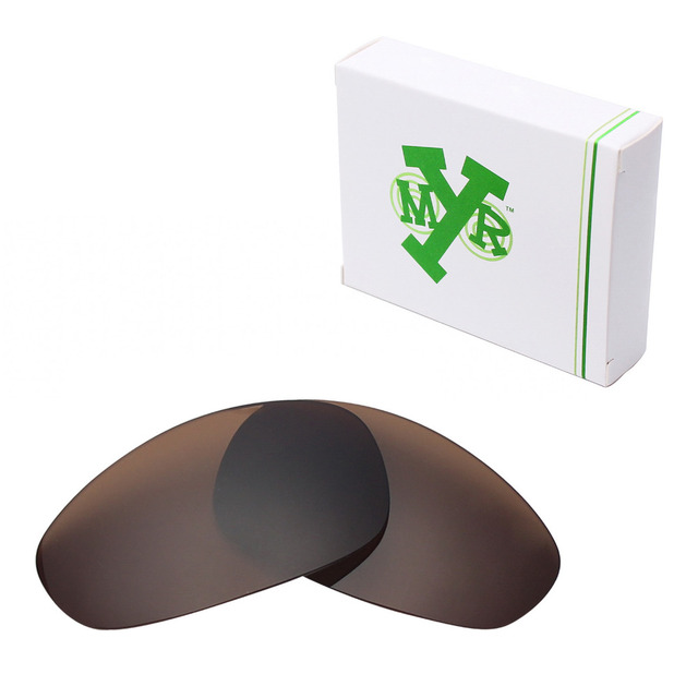 MRY POLARIZED Replacement Lenses for Oakley Juliet Sunglasses Bronze Brown