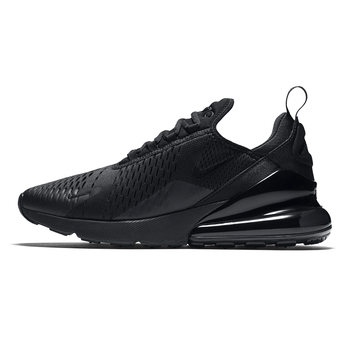 NIKE AIR MAX 270 Men's Running Shoes, Black, Shock Absorption  Wear-resistant Breathable Lightweight AH8050 005 1