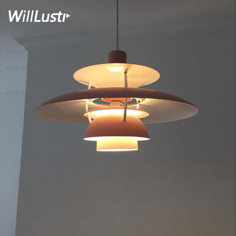 цена на PH 5 pendant lamp metal replica Louis Poulsen PH5 Poul Henningsen modern design classic pendant light suspension lighting