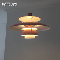 PH 5 Pendant Lamp Metal Replica Louis Poulsen PH5 Poul Henningsen Modern Design Classic Pendant