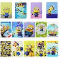 "Despicable Me 7 inch Universal Tablet Case Stand Holder Portable Foldable Stand Protective Cover Compatible with All 7"" Pad 16:9"