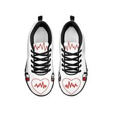 Nurses Print Sneakers for Men & Women
