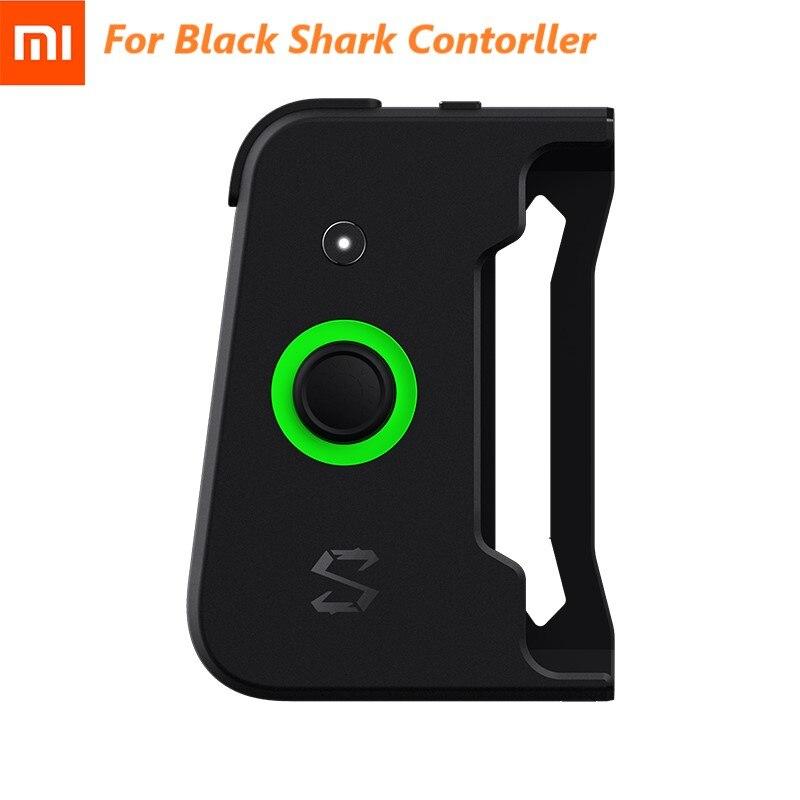 Xiaomi contrôleur de jeu de téléphone requin noir manette de contrôle de connexion Bluetooth pour jeux Android manette de requin noir