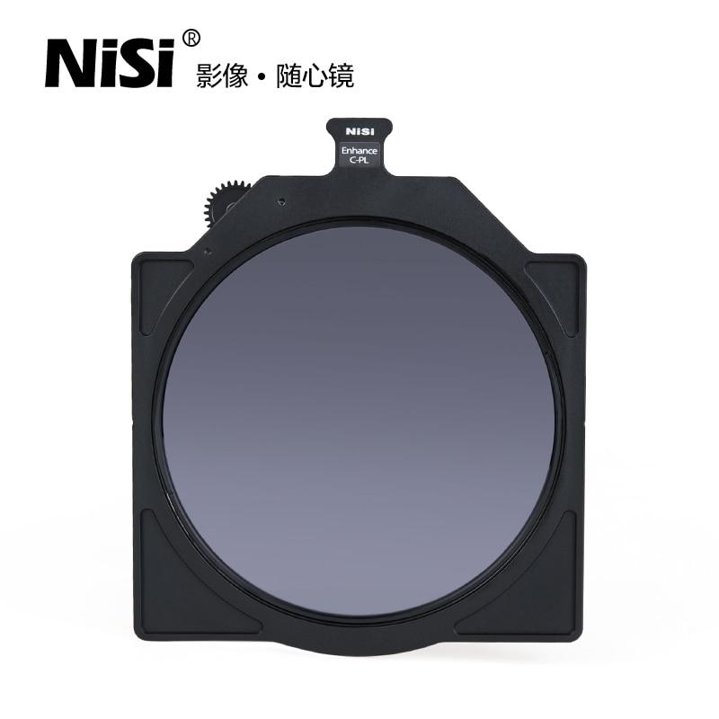 NISI Film Filter CPL 6.6X6.6 Glass Movie filter,FREE SHIPPING,EU TARIFF-FREE nisi square filter soft hard reverse gnd8 0 9 150 170mm ar nd1000 filter free shipping eu tariff free