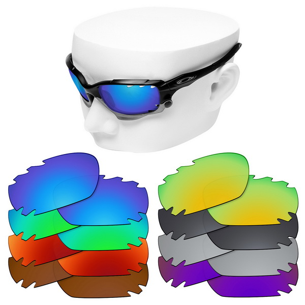OOWLIT Polarized Replacement Lenses For-Oakley Jawbone Vented Sunglasses