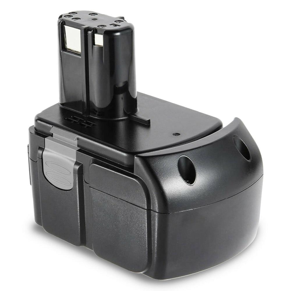 Batterie Li-ion 18 V 5000 mAh pour HITACHI 5.0Ah BCL1815 BCL1830 EBM1830 EBM1840 327730 batterie Rechargeable pour outils électriques