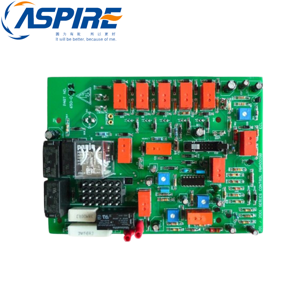 Genset Spare Parts Replacement Printed Circuit Board PCB 650-091Genset Spare Parts Replacement Printed Circuit Board PCB 650-091