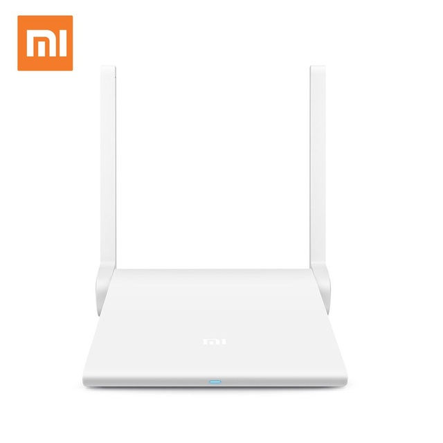 Оригинал Сяо Mi WiFi Smart маршрутизатор молодежный вариант с 2.4 г WI-FI 2 антенн китайский/Корейский язык (n300) версия