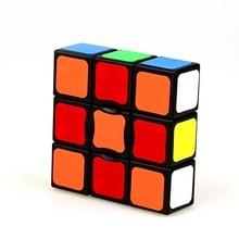 Új 1x3x3 Magic Cube Toy Professzionális sebesség Cubo Magico Gyermekek Tanulás Oktató Puzzle Fidget Square Játék Brain Teaser