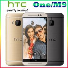 "M9 разблокирована HTC One M9 мобильных тел One Quad-Core 5.0 ""сенсорный Android GPS WI-FI 3 ГБ Оперативная память 32 ГБ Встроенная память cell PH One S Бесплатная доставка"