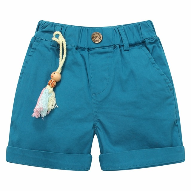 Boys' Loose Cotton Shorts