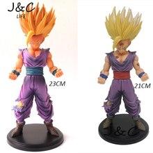 Hot Anime Dragon Ball Z Action Figures Master Stars Piece The Son Gohan Super Saiyan dragonball Z Figurine PVC ChildrenToy 23cm