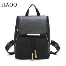 backpack women school bags for teenage girls women backpack PU leather fashion girls backpack Casual Daypacks Rucksack
