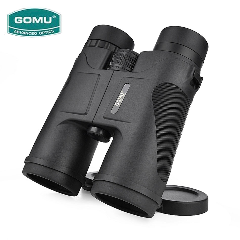 Original Gomu Binoculars 10x42 waterproof HD high quality telescope 3000m long distance Low light night vision