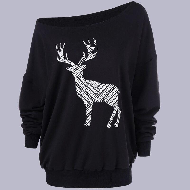 Warme Kersttrui.2018 Herfst Winter Vrouwen Truien En Pullovers Dikke Warme