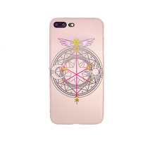 Cardcaptor Sakura Soft TPU Case For iPhone