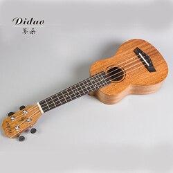 21, 23, 26 pouce Diduo pêche-core ukulele 4 cordes petite guitare fashio cool musique
