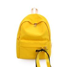 Girls Backpack Women Preppy School Bag for Teenagers Female Waterproof Nylon Travel Shoulder Bags Bowknot Student Backpacks