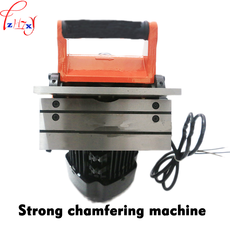 Strong chamfering machine GD-200 portable electric powerful straight edge chamfering machine 220/380V 1pcStrong chamfering machine GD-200 portable electric powerful straight edge chamfering machine 220/380V 1pc