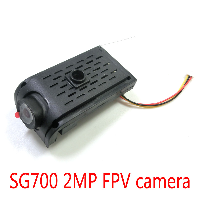 SG700 SG 700 RC <font><b>Drone</b></font> Spare Parts 2MP <font><b>FPV</b></font> WIFI <font><b>Camera</b></font> 120 Wide Angle CAM Helicopter Quadcopter Video Accessories image