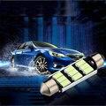 2015 Вообще Автомобиль ВЕЛ модуляции 12 В 5 Вт Автомобиля 5630-6 Led Canbus Перевозки светодиодная лампа Для Чтения Автомобилей купол Света