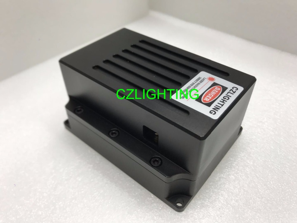 Commercial Lighting 4000mw Stage Light Rgb Laser Module/high Power White Laser/compact Design /analogue Pure Whiteness