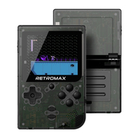 """DATA FROG Retromax - 8 Bit with 181 Games - 3"""" LCD 5"""