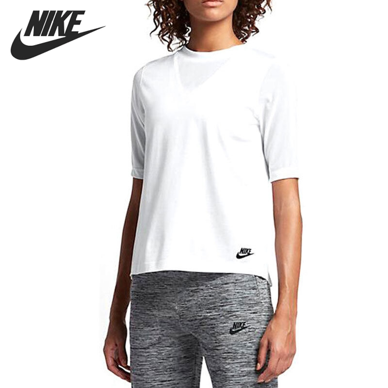 Original new arrival 2017 nike as w nsw top bnd women 39 s t for Best full sleeve t shirts