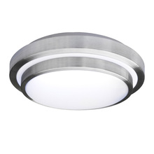 Jiawen LED Wifi Wireless Ceiling Light 15 W Aluminum + Acrylic Indoor Smart Lighting with App Remote Control AC 100-240 V