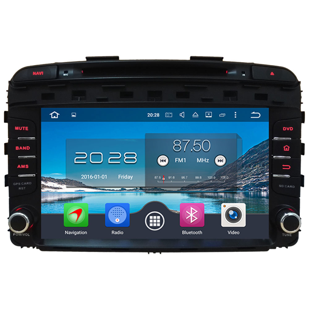 9 4GB RAM 32GB ROM Octa Core Android 6.0 4G WIFI DAB+ Car DVD Multimedia Stereo Radio GPS Player For KIA Sorento 2015 2016 2017 спот citilux ы герда cl523521 page 1